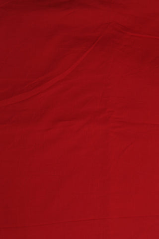 Blood Red Cotton Fabric