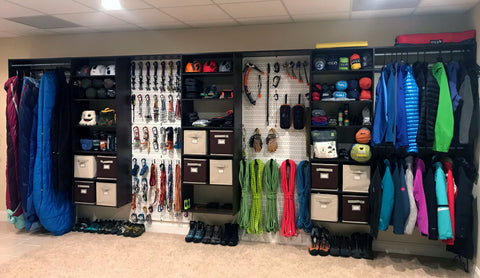 organization that looks like retail