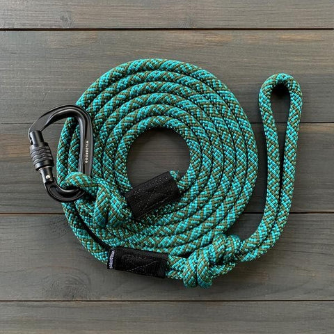 Cascade Rope Dog Leash 5' - Wilderdog