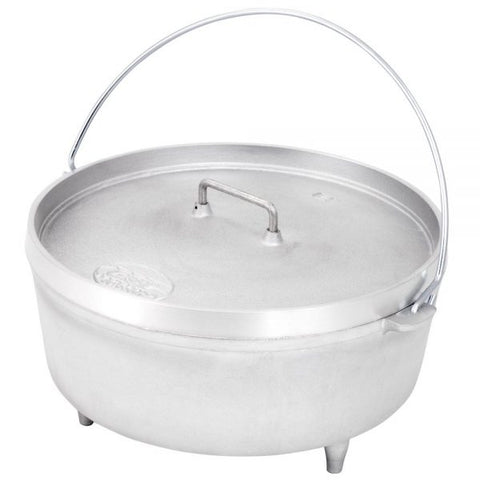 "GSI Outdoors 10"" Aluminum Dutch Oven"
