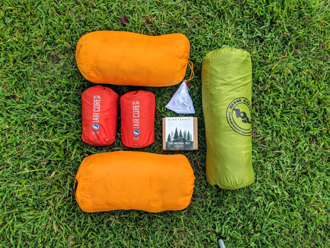 Backyard Camping Package