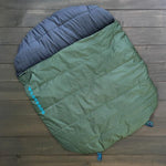 Olive Dog Sleeping Bag - Wilderdog