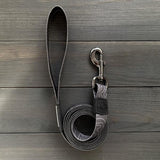 Black Waterproof Leash 6' - Wilderdog
