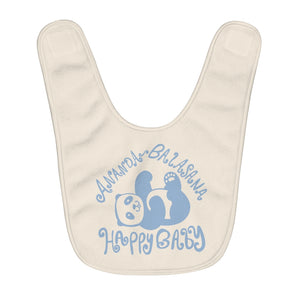 Happy Baby Bib Blue