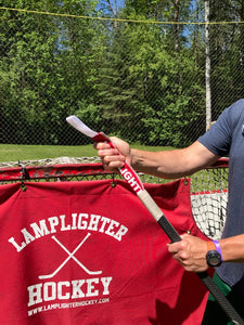 Lamplighter Hockey Stick Weight (available in 3 sizes)