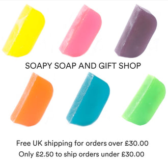 Soapy Soap and Gift Shop