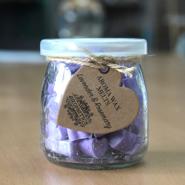 Wax Melts - Jar of 60 - Lavender and Rosemary