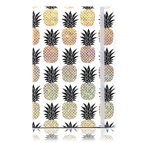 A5 Notebook - Pineapples