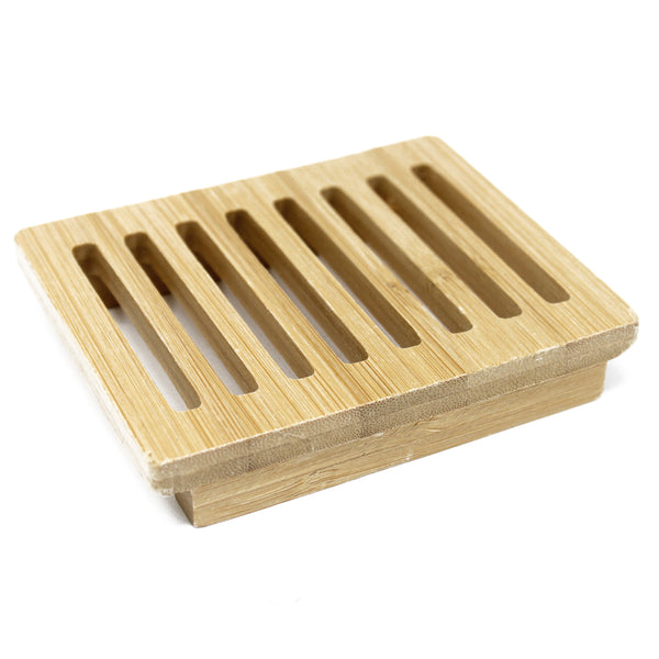 Soap dish - Wooden - Box