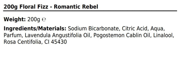 Bath Melt - Romantic Rebel - 200g