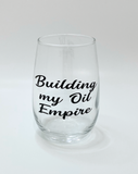 Wine Glasses - Stemless