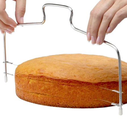 Cake Cutter Slicer Adjustable