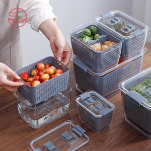 Fresh Produce Storage Containers