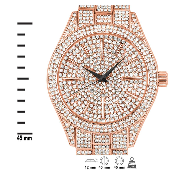 PANTHEON Ice Master Watch Set | 530255