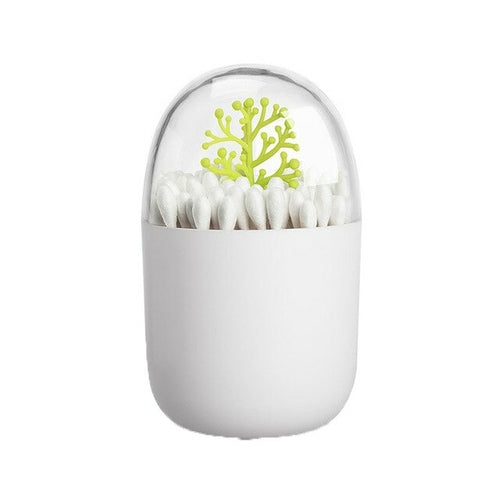 Cotton Swab and Toothpick Holder