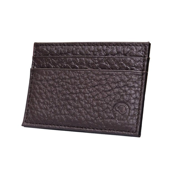 Fashion card holder Men Wallets  Leather  Clutch