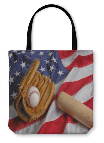 Tote Bag, Baseball In America