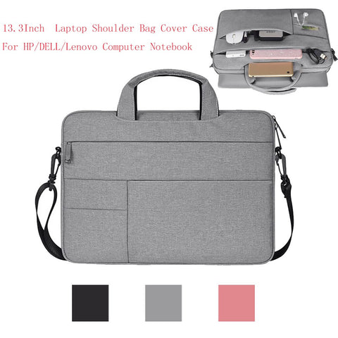 Hot  13.3Inch  Laptop Shoulder Bag Cover Case