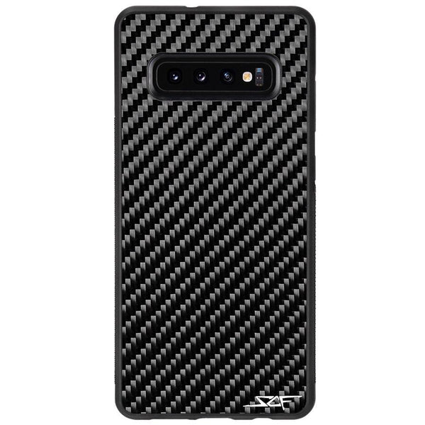 Samsung S10+ Real Carbon Fiber Phone Case | CLASSIC Series