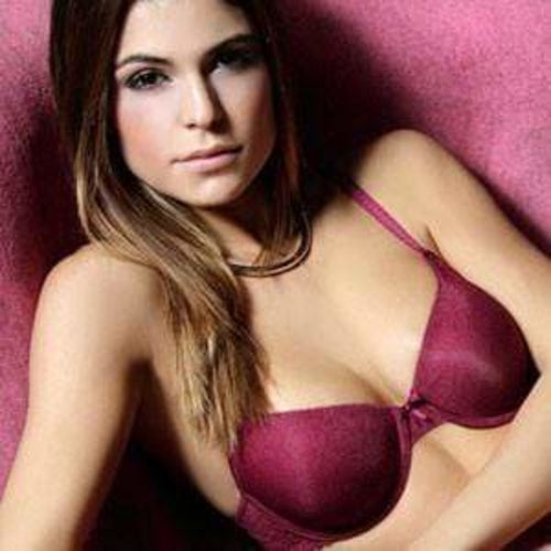 Padded Demi Cup Bra Sassa Mode SM25131