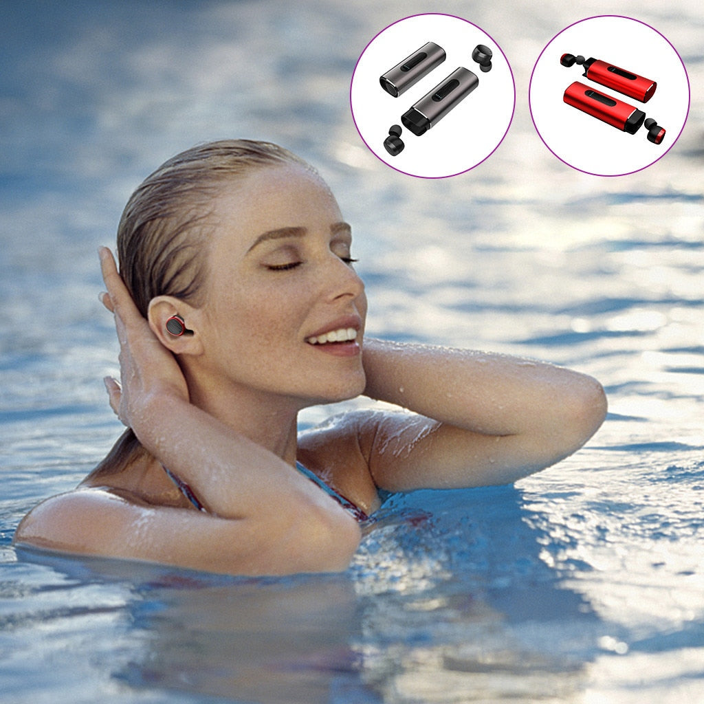 sport headphone Twins Wireless Bluetooth5.0 Stereo