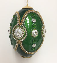 Load image into Gallery viewer, Green on Green Rhea Ornament