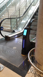 WeClean Escalator | Smart Clean Plus