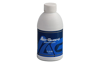 AIRGUARD ANTI-BACTERIAL VAPORIZER SOLUTION 500ML
