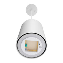 Load image into Gallery viewer, Cleanse Cylinder Pendant- White