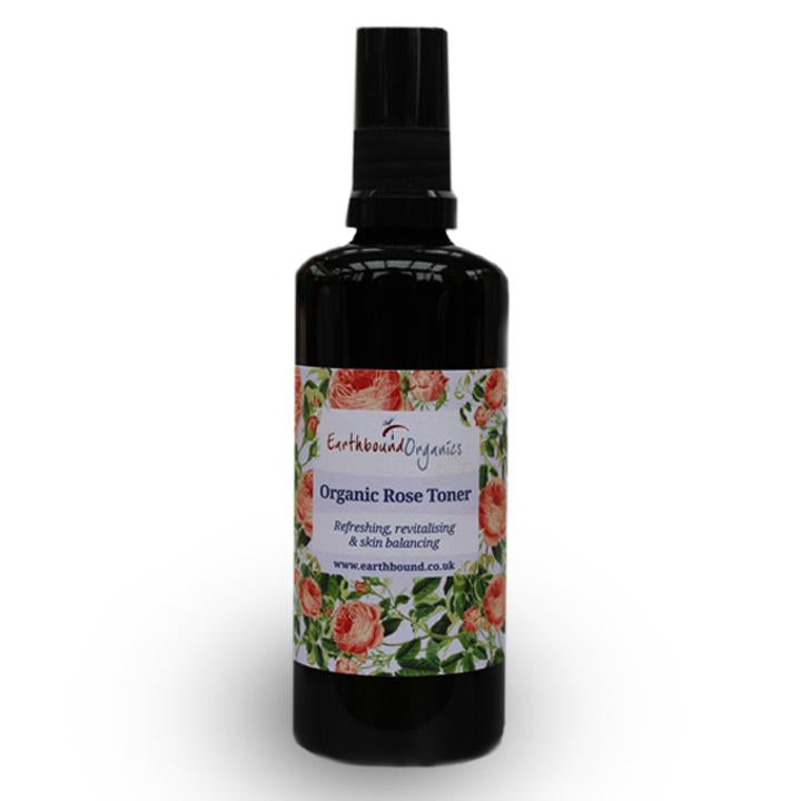 Organic Rose Toner (100ml)