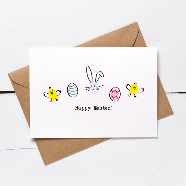 Easter Chicks & Friends Card Making Kit