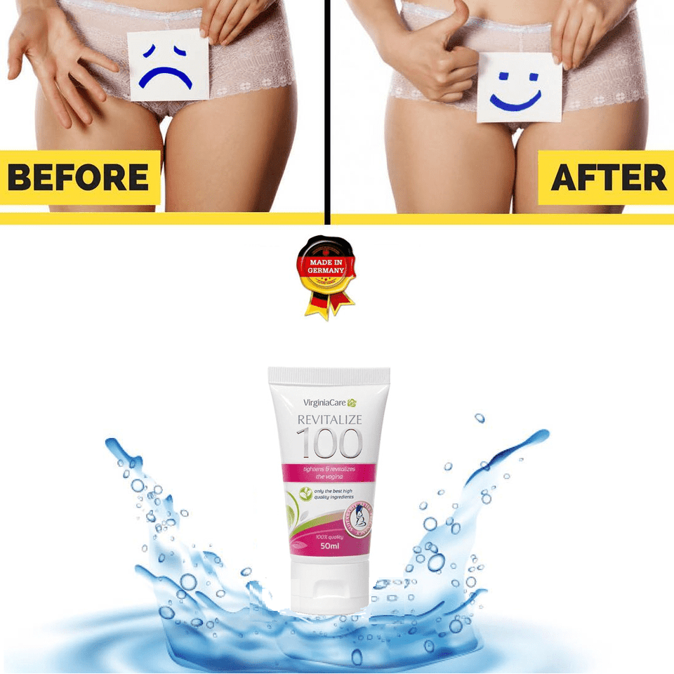 vagina tightening gel revitalize 100