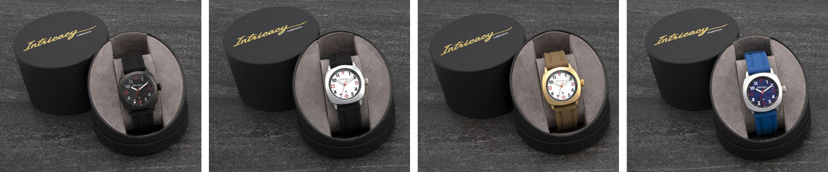 Intricacy Watches
