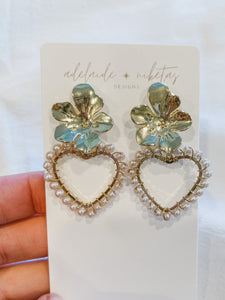 Don't Break My Heart Earrings