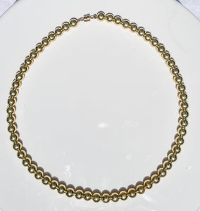 Disco Queen Choker Necklace