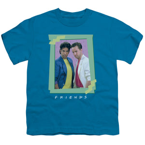 Friends - 80 S Flashback Short Sleeve Youth 18/1