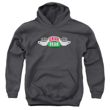 Load image into Gallery viewer, Friends - Central Perk Logo Youth Pull Over Hoodie