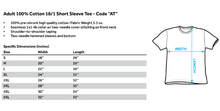 Load image into Gallery viewer, Friends - Any More Clothes Short Sleeve Adult 18/1