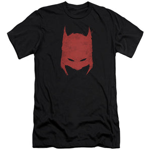Batman - Hacked & Scratched Premium Canvas Adult Slim Fit 30/1