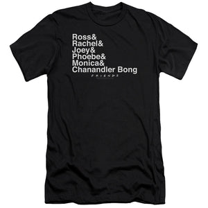 Friends - Chanandler Bong Short Sleeve Adult 30/1