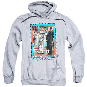 Friends - Any More Clothes Adult Pull Over Hoodie