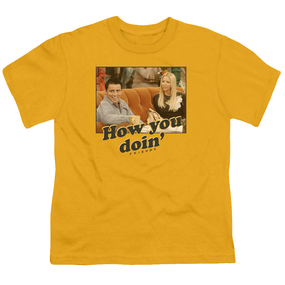 Friends - How You Doin Short Sleeve Youth 18/1