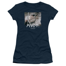 Load image into Gallery viewer, Friends - Pivot Short Sleeve Junior Sheer