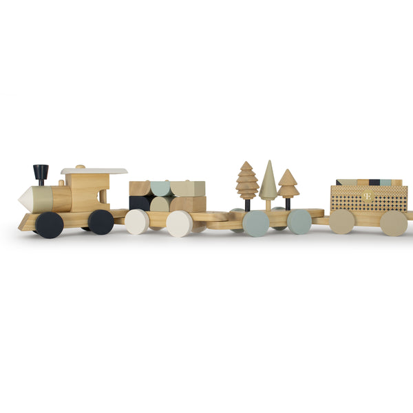 Modular Train Set - 4 pcs