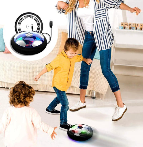 AIR POWER HOVER SOCCER BALL WITH MUSIC LIGHT