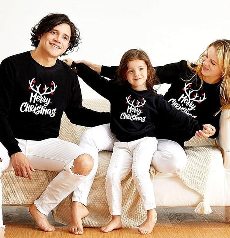 CHRISTMAS FAMILY MATCHING OUTFIT