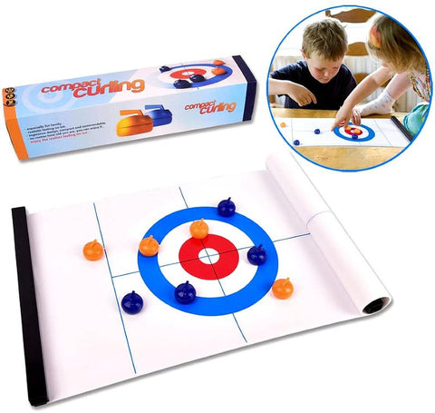 MINI TABLE CURLING BALL GAMES AND BOWING BALL DROPSHIP