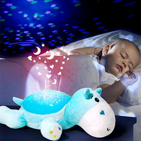Stuff Toy with Led light and music