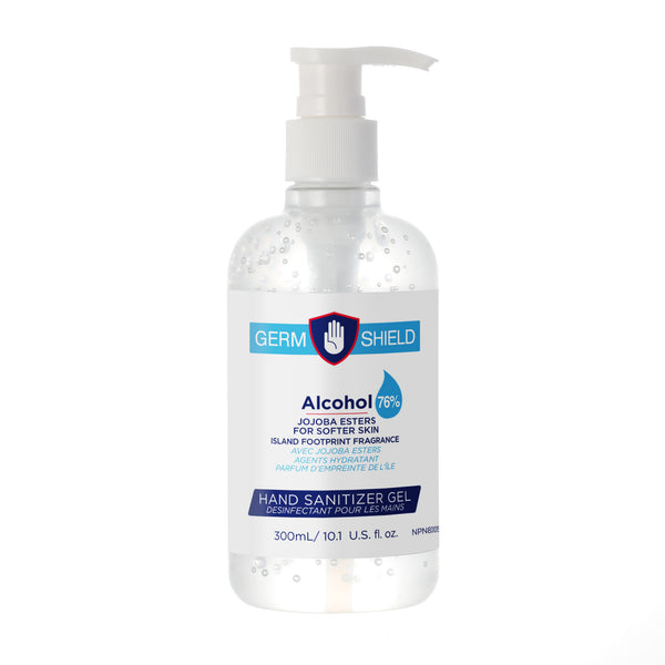 300ml Hand Sanitizer - 76% Alcohol