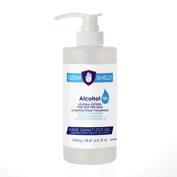 500ml Hand Sanitizer - 76% Alcohol